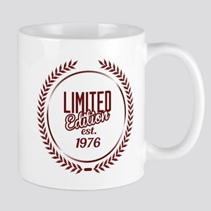 Limited Edition Since 1976 Mugs